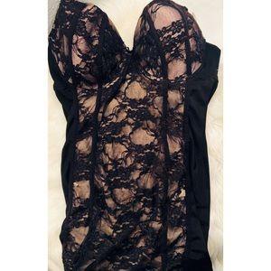 Torrid Sexy Black Lace Lingerie✨Size 1!